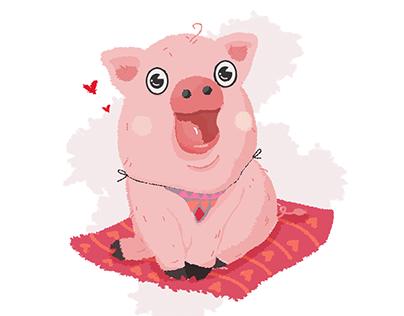 piggy ❤️(continue)