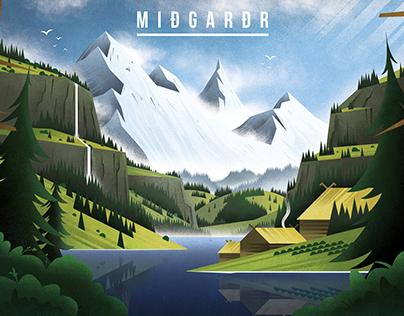 Midgard poster