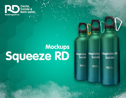 RaiaDrogasil S.A.-Mockup Squeeze