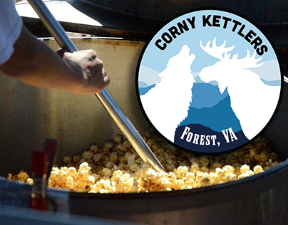 Logo Design - Corny Kettlers