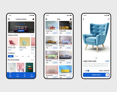 Furniture Store App