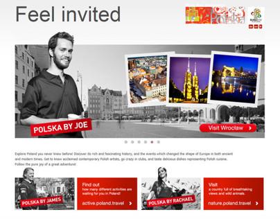 "Poland –""Move Your Imagination"" international campaign"