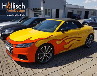 Audi TT Design