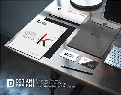DORIAN.DESIGN - Brand Identity