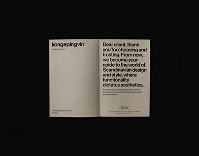 Kongepingvin® [2020]