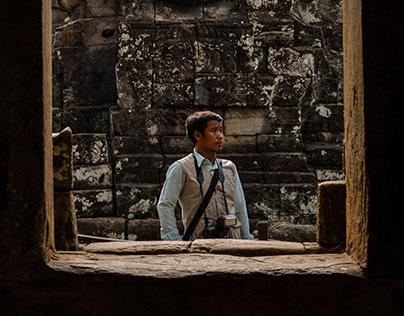 angkor wat / cambodia