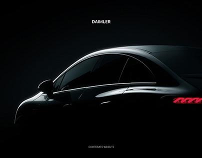 Daimler — Corporate website