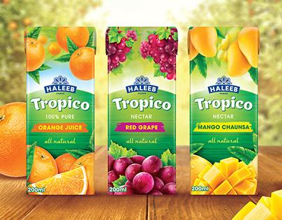 Haleeb Tropico Juice
