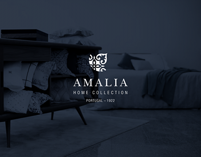 Amalia Home Collection : Website Redesign