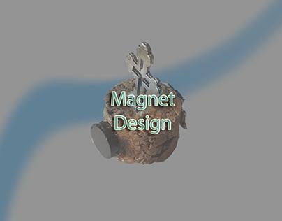 """I Love Jesus"" Magnet"