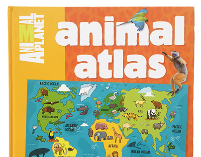 Animal Atlas MAPS!