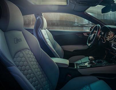 Audi RS5 // 2019 CGI
