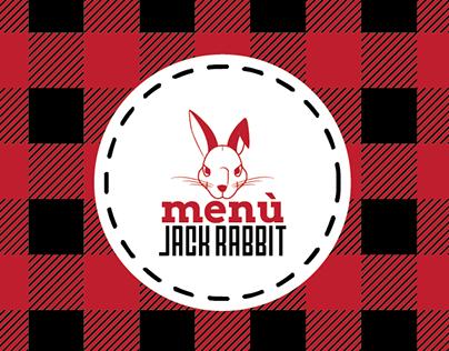 JACK RABBIT MENU 2018
