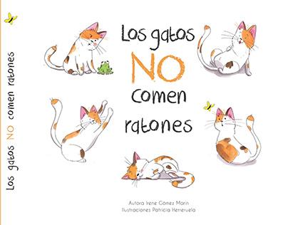 Los gatos NO comen ratones