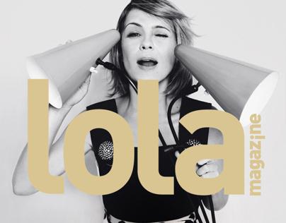 LOLA Magazine / Abril Editora