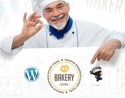 Bakery | WordPress Cakery & Food Theme - Showcase