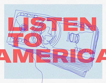 HuffPost – Listen to America