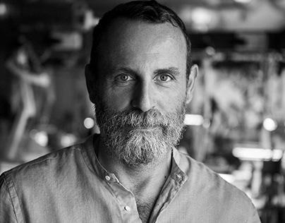Vincenzo Castaldo Portrait - Pomellato 2018