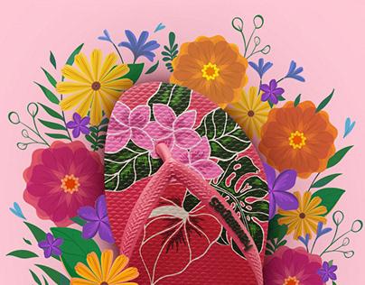 Havaianas - Dia das Mães