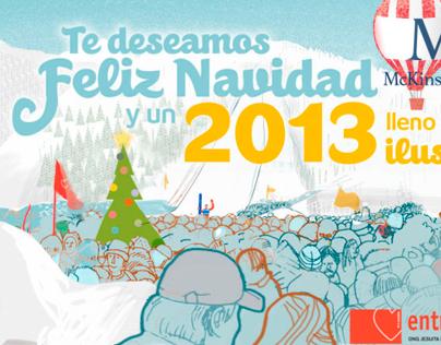 Christmas 2012 - Entreculturas