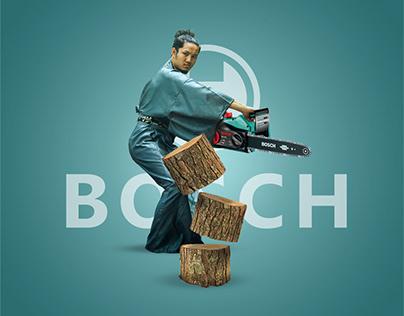 BOSCH / Ad Campaign