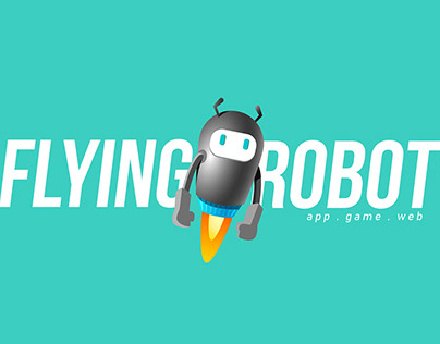 FLYING ROBOT: Branding Design