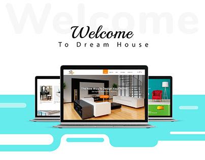 Dream House-Olnine Shop