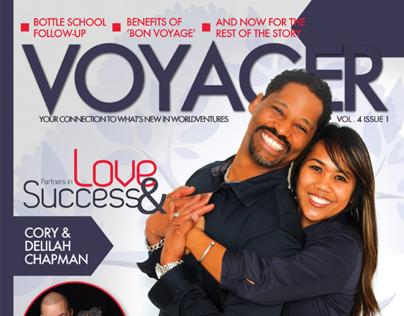 Voyager Magazine - WorldVentures