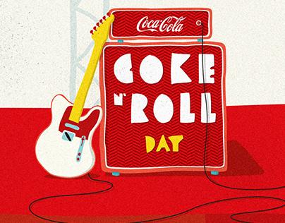 Coke n' roll day