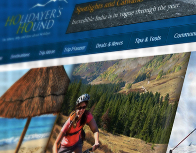 Holidayers Hound (HoHo) - A Travel Information Portal