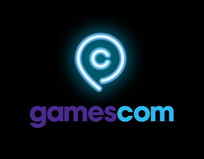 GAMESCOM AR app