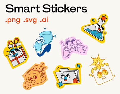 Smart Stickers