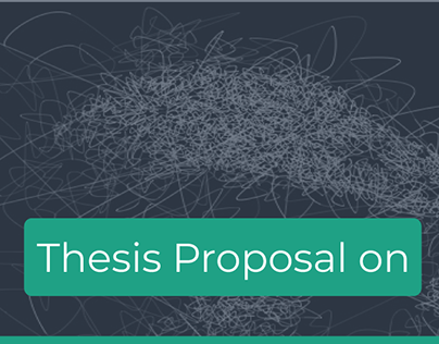 thesis proposal slides Through my years of helping graduate students finish their thesis on time, i realized that we always used the same process for writing a thesis proposal this process is designed to help you draft a thesis proposal that can be completed on time and prepares you well for your ideal career.