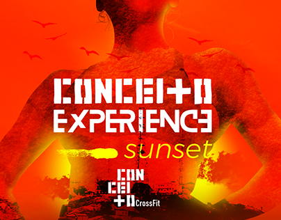 Conceito Crossfit | Experience Sunset