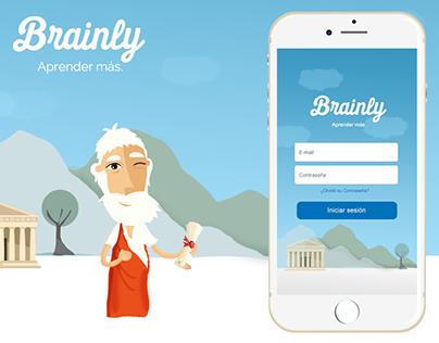 UI, UX Design Brainly