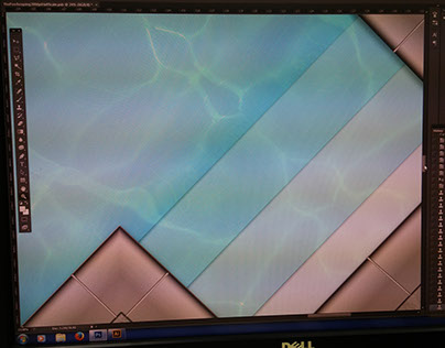Photorealistic Floor Wrap - Pool & Patio