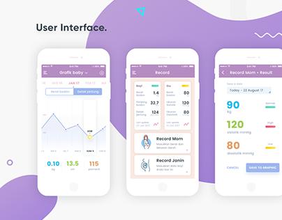 Teman Bumil App - UI/UX