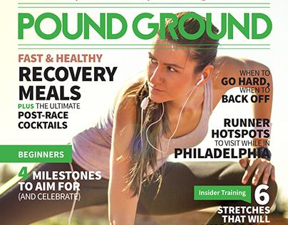 Pound Ground Magazine