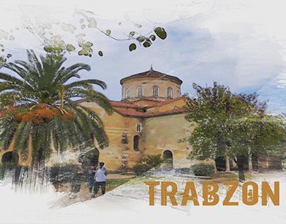 Digital Painting on Trabazon