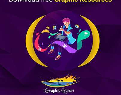 Get Free Graphic Resoures