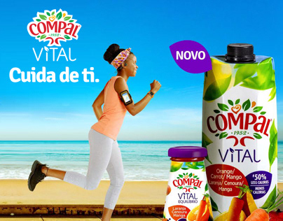 Compal Vital - Cuida de Ti - campaign
