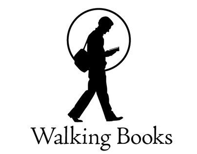 Walking Books logo