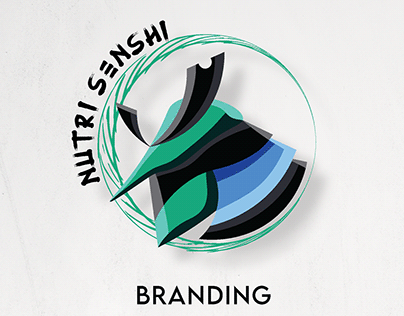 Nutri Senshi Branding
