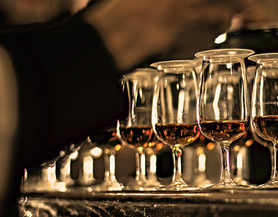 Imported Whisky