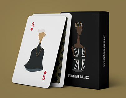 Limited Edition Icon Playing Cards