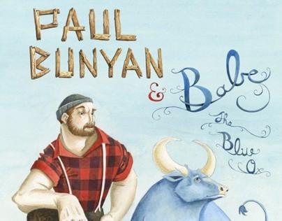Paul Bunyan & Babe the Blue Ox