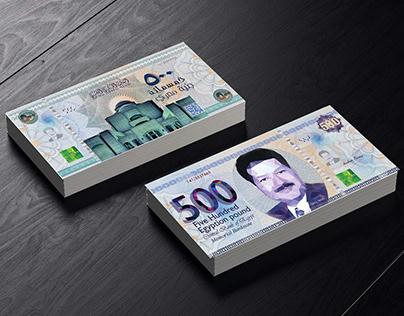 banknotes design