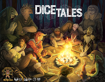 Dice Tales box art
