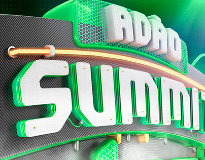 Selo 3D Adão Summit 2021