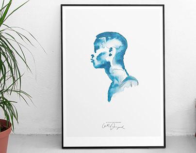 Print art - Watercolour